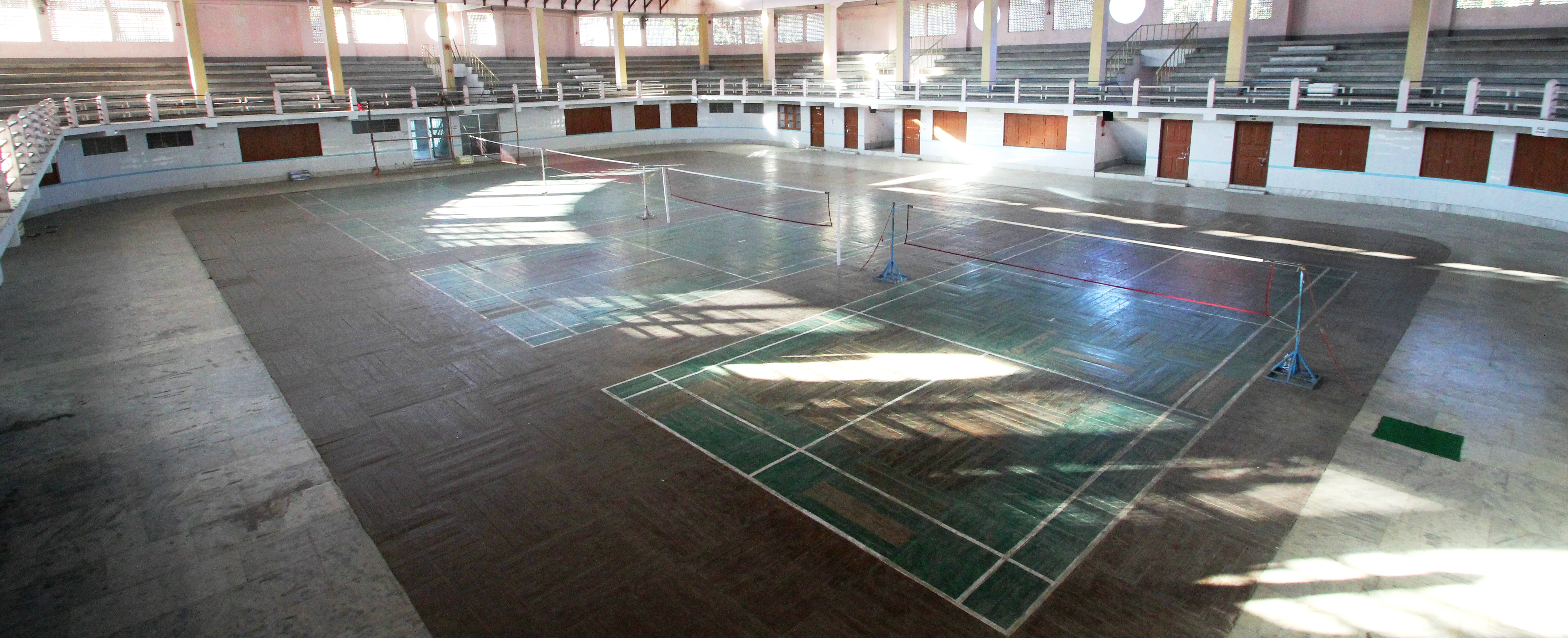Alipurduar Indoor Stadium