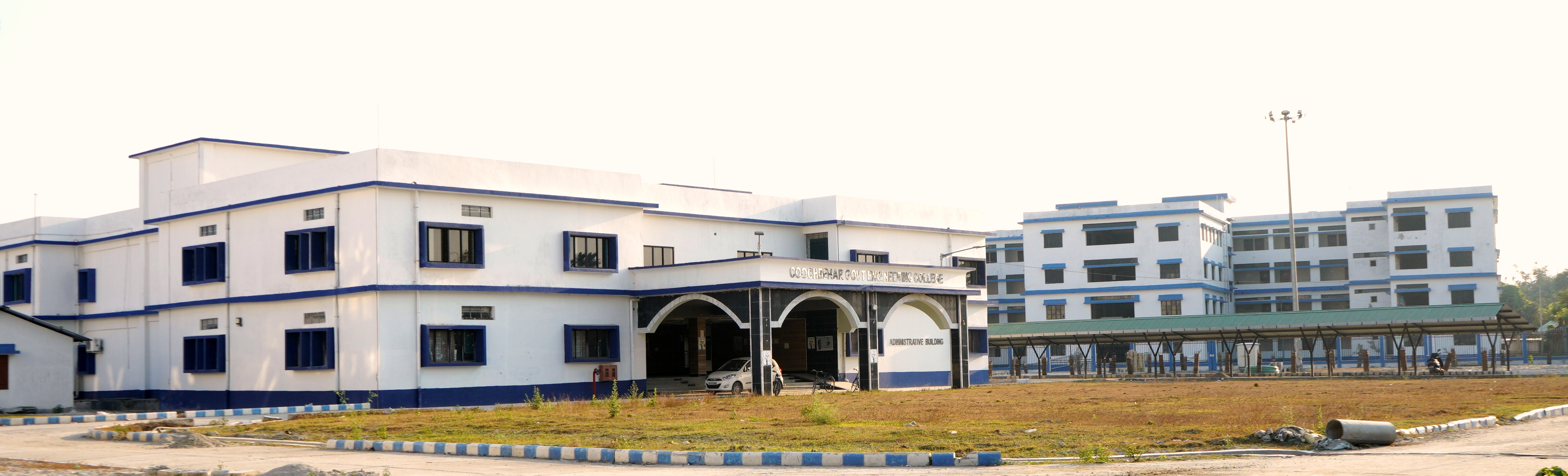 Goverment Engineering College at Coochbehar